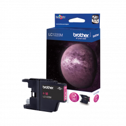 Brother LC1240M cartouche d'encre magenta