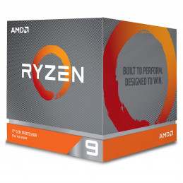 CPU AMD Ryzen 9 3900X Box AM4 (3,800GHz) with Wraith Spire cooler with RGB LED